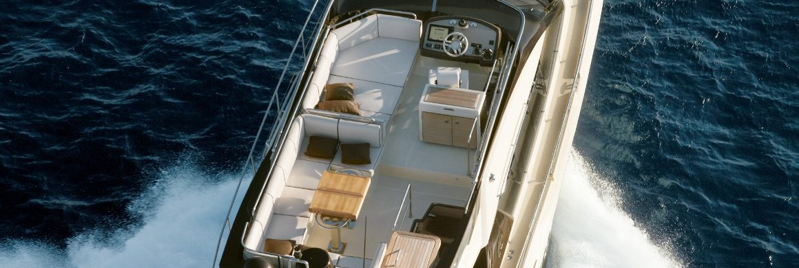 Sail the Greek coastlines in a yacht made by Monte Carlo who persue aesthetic quality and unmatched technical reliability.